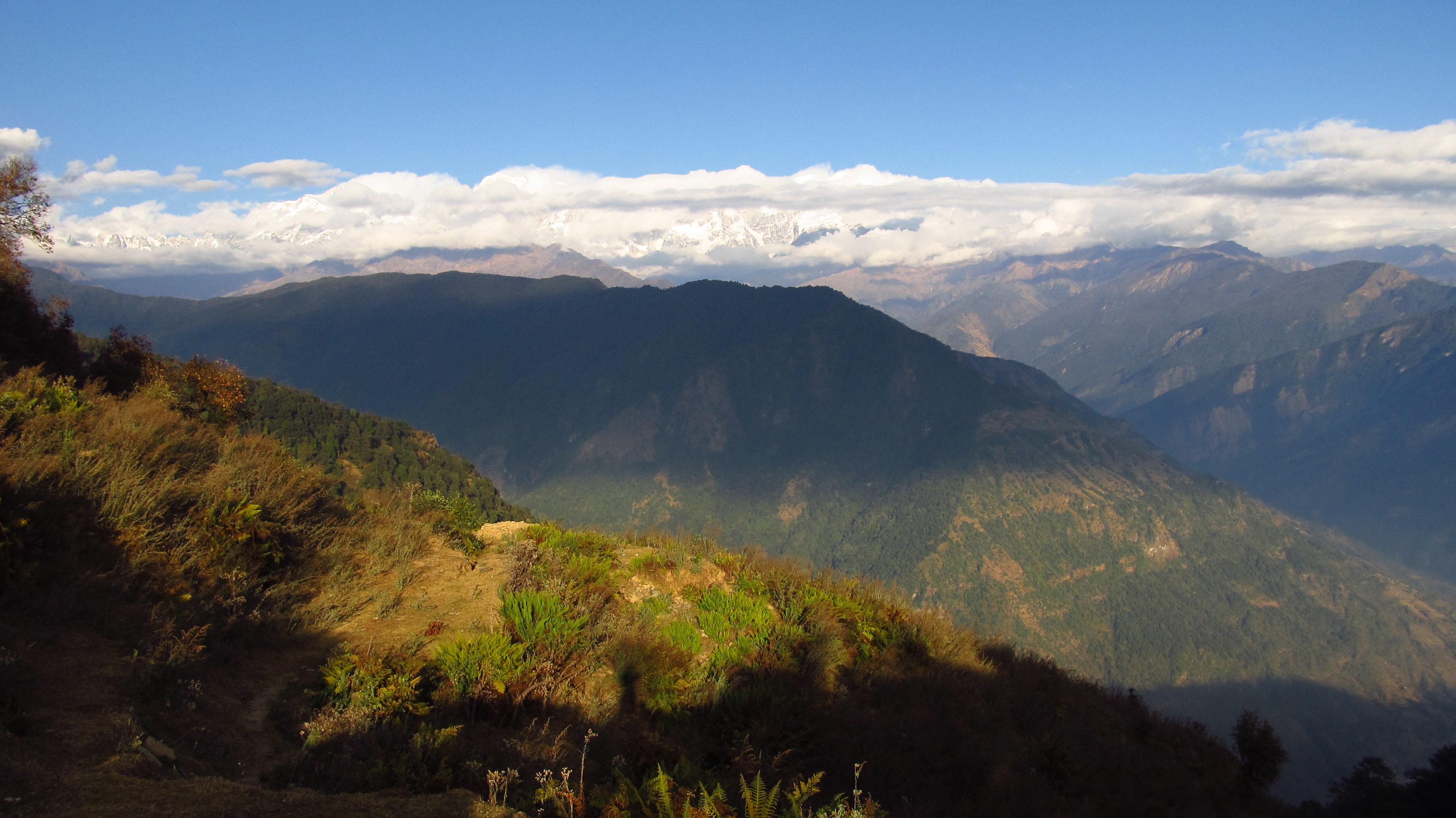 Nepal charity treks