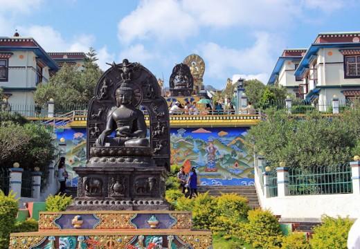 Buddhist Monasteries in Kathmandu Nepal
